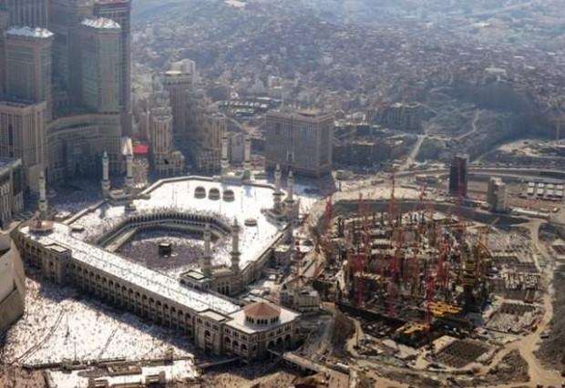 Dünyanın en büyük oteli Mekke'de yapılıyor - Page 2
