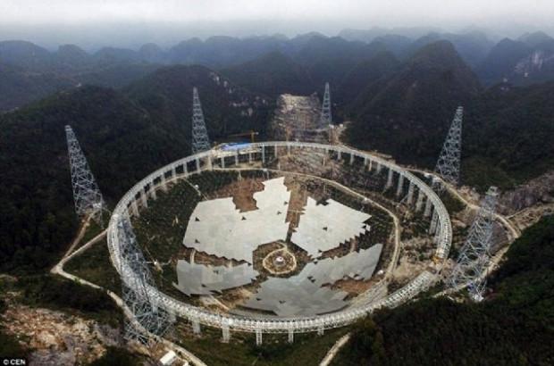 Dünyanın en büyük radyo teleskobu faaliyete geçti - Page 4