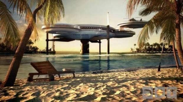 Dünyanın en büyük su altı oteli - Page 3