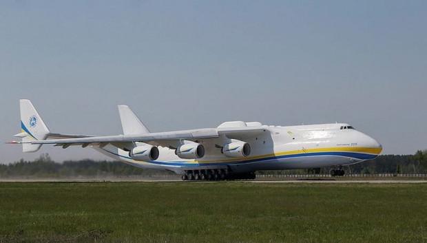 Dünyanın en büyük ve en güçlü uçağı An-225 ilk ticari uçuşunda - Page 3