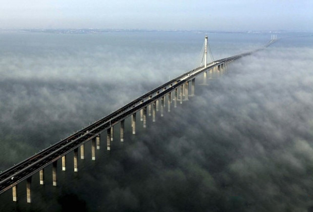Dünya'nın en çılgın 12 köprüsü - Page 2