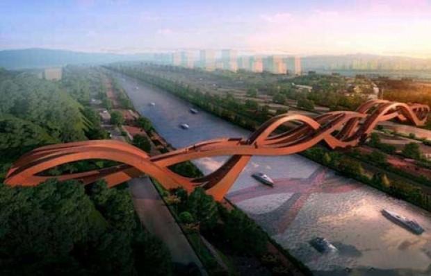 Dünya'nın en çılgın 12 köprüsü - Page 3