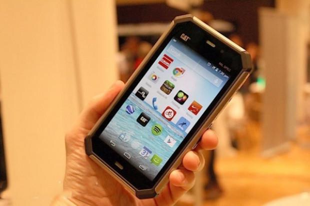 Dünyanın en dayanıklı telefonu Caterpillar S50 - Page 1