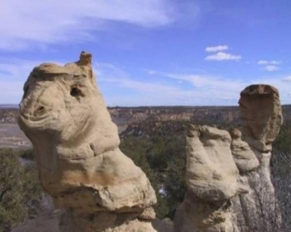 Dünyanın en doğal kendinden şekilli 11 kayası - Page 2