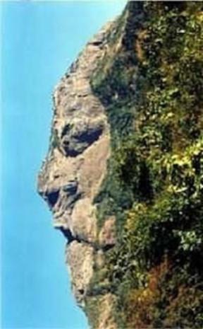 Dünyanın en doğal kendinden şekilli 11 kayası - Page 4