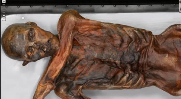 Dünyanın en eski cinayet kurbanı! - Page 4