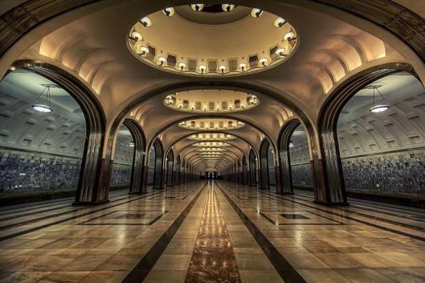 Dünyanın en etkileyici Metro istasyonları - Page 3