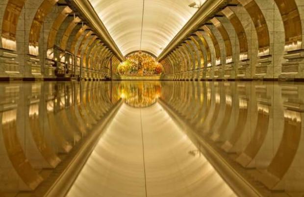 Dünyanın en etkileyici Metro istasyonları - Page 4