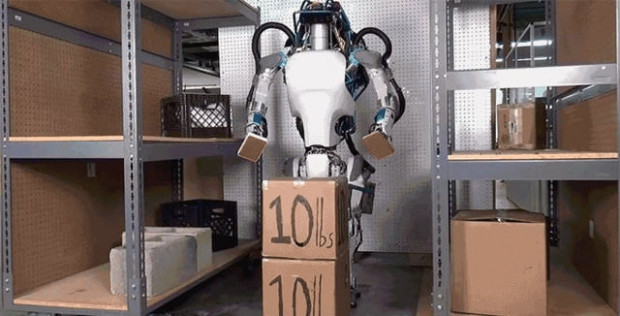 Dünyanın en gelişmiş robotları! - Page 3