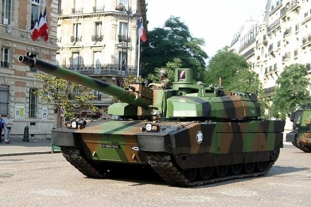 Dünyanın en güçlü 11 ordusu tarafından üretilip kullanılan, yüksek teknoloji ürünü tank modelleri - Page 1