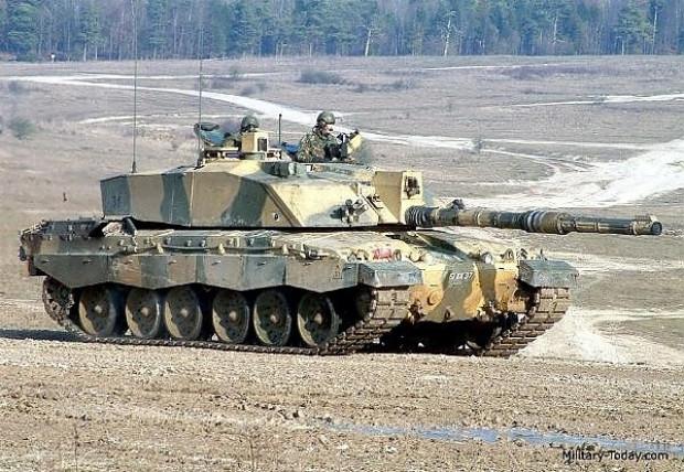 Dünyanın en güçlü 11 ordusu tarafından üretilip kullanılan, yüksek teknoloji ürünü tank modelleri - Page 2