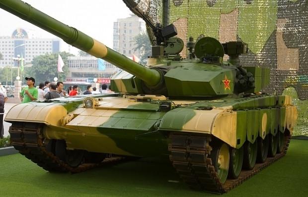 Dünyanın en güçlü 11 ordusu tarafından üretilip kullanılan, yüksek teknoloji ürünü tank modelleri - Page 3
