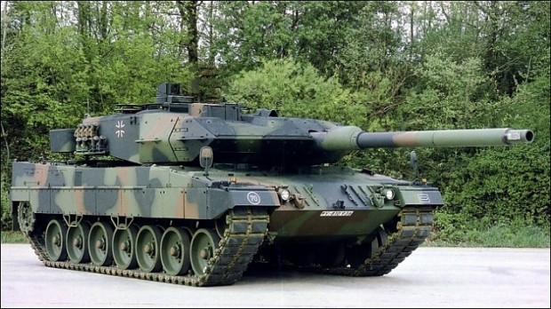Dünyanın en güçlü 11 ordusu tarafından üretilip kullanılan, yüksek teknoloji ürünü tank modelleri - Page 4