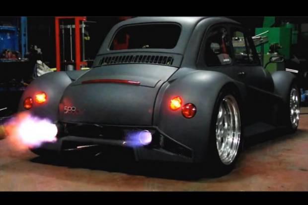 Dünyanın en güçlü mini otomobili! - Page 3