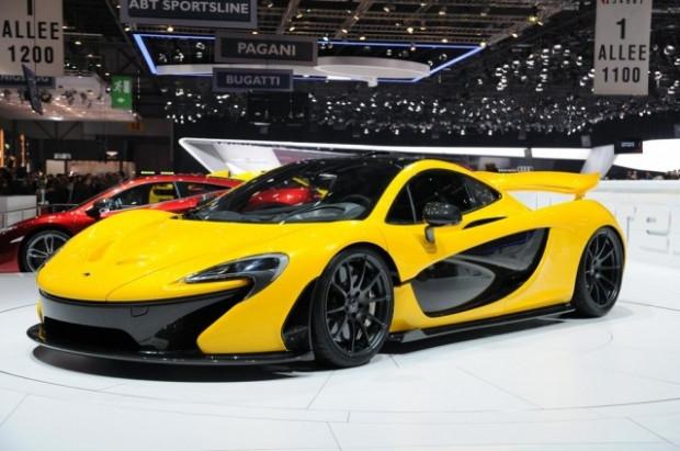 Dünyanın en hızlı 10 süper otomobili - Page 1