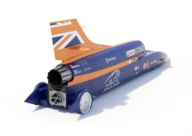 Dünyanın en hızlı arabası 'Tazı' - Page 1