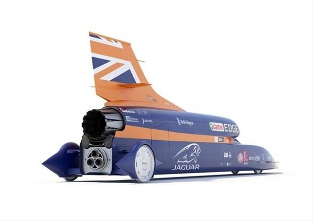 Dünyanın en hızlı arabası 'Tazı' - Page 2