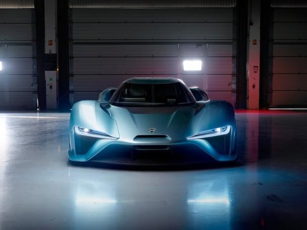 Dünyanın en hızlı elektrikli otomobili NIO Ep9! - Page 2