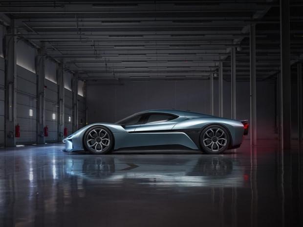 Dünyanın en hızlı elektrikli otomobili NIO Ep9! - Page 3