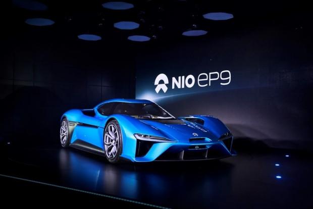Dünyanın en hızlı elektrikli otomobili NIO Ep9! - Page 4