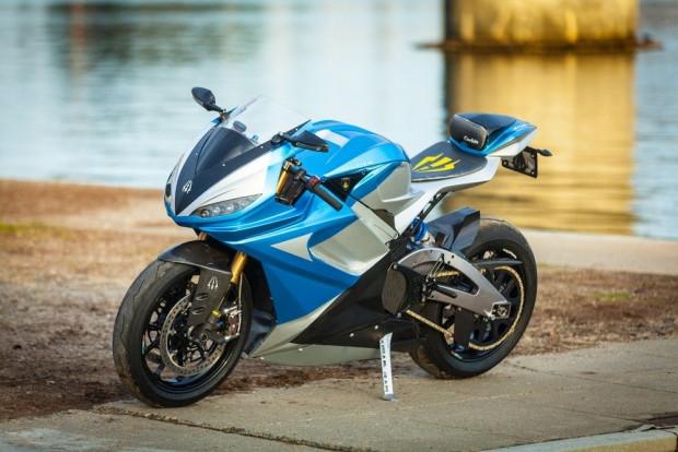 Dünyanın en hızlı motosikleti Lightning LS-2? R - Page 2