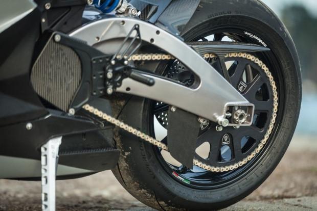 Dünyanın en hızlı motosikleti Lightning LS-2? R - Page 3