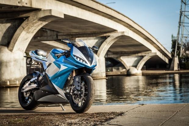 Dünyanın en hızlı motosikleti Lightning LS-2? R - Page 4