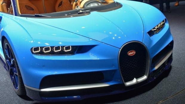 Dünyanın en hızlı otomobili Cenevre'de ortaya çıktı - Page 1