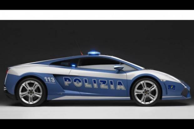 Dünyanın en hızlı polis araçları - Page 2