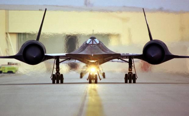 Dünyanın en hızlı uçağı rekoru hala kırılamadı. - Page 1