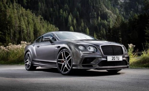 Dünyanın en hızlı ve en güçlü dört koltuklu otomobili Bentley Continental Supersports - Page 2