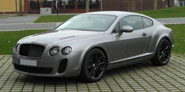 Dünyanın en hızlı ve en güçlü dört koltuklu otomobili Bentley Continental Supersports - Page 4