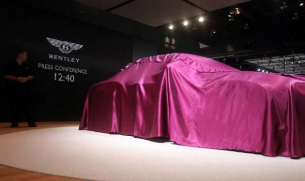 Dünyanın en hızlısı Bentley'den geldi! - Page 1