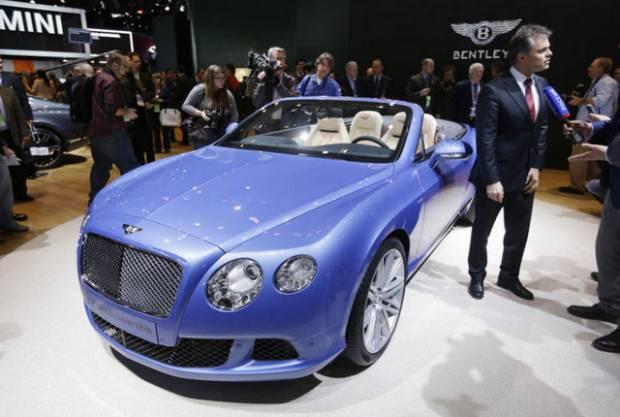 Dünyanın en hızlısı Bentley'den geldi! - Page 3