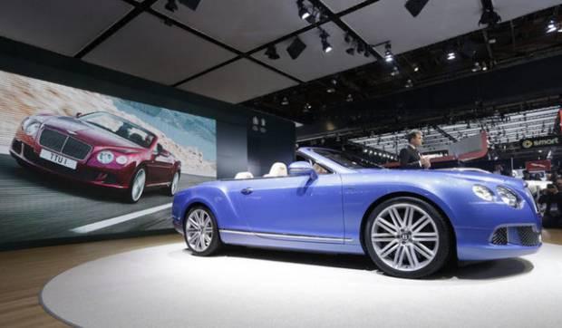 Dünyanın en hızlısı Bentley'den geldi! - Page 4