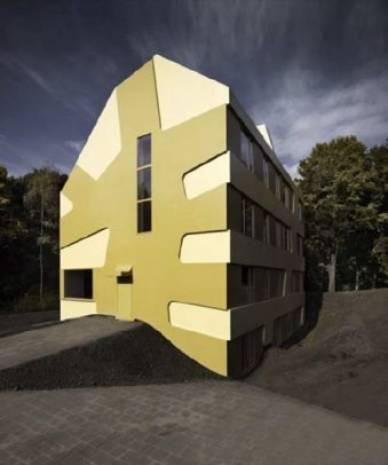 Dünyanın en ilginç evleri - Page 1