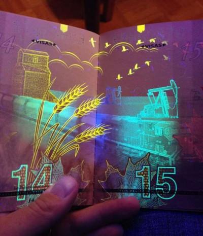Dünyanın en ilginç pasaportu! - Page 1