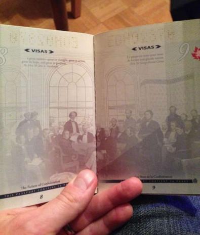 Dünyanın en ilginç pasaportu! - Page 4