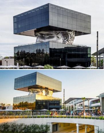 Dünyanın en ilginç tasarıma sahip binaları - Page 1
