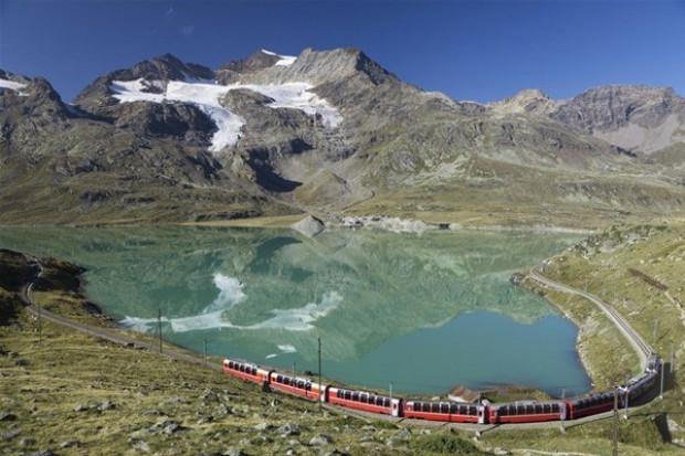 Dünyanın en ilginç tren yolları - Page 1