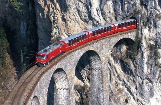 Dünyanın en ilginç tren yolları - Page 3