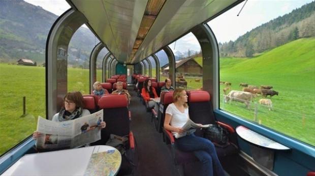 Dünyanın en ilginç tren yolları - Page 4
