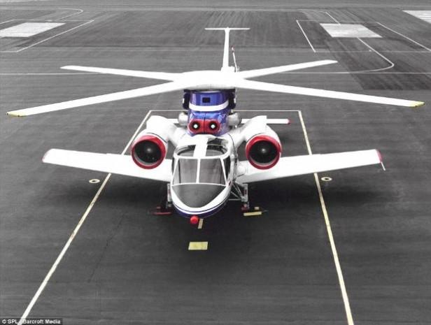Dünyanın en ilginç uçakları - Page 1