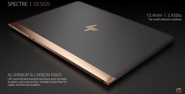 Dünyanın en ince bilgisayarı HP Spectre'nin özellikleri - Page 1