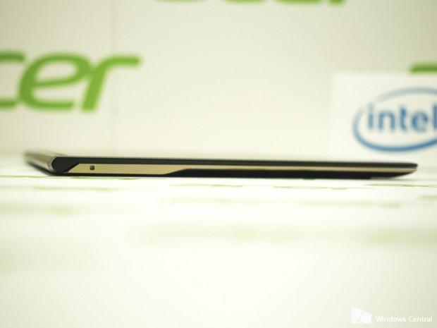 Dünyanın en ince dizüstü bilgisayarı artık Acer Swift 7 - Page 3