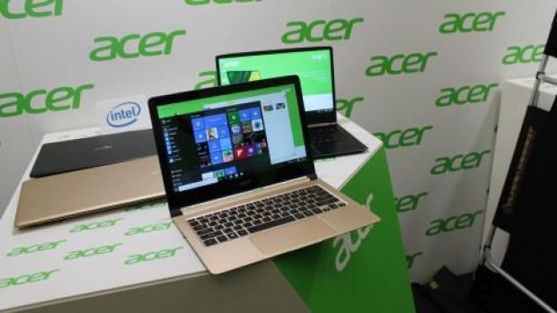 Dünyanın en ince dizüstü bilgisayarı artık Acer Swift 7 - Page 4