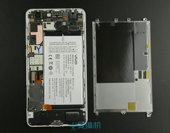 Dünyanın en ince telefonu Vivo X5 parçalara ayrıldı - Page 4