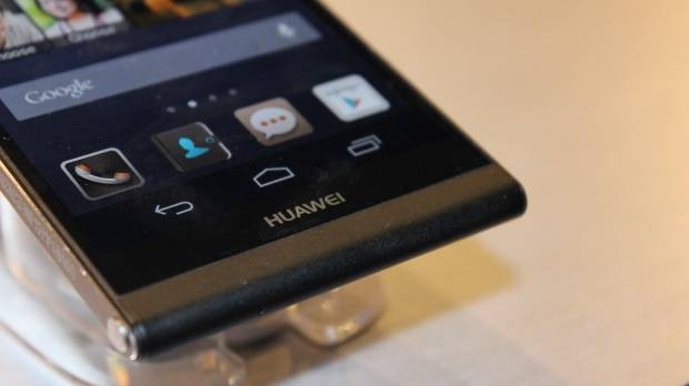 Dünyanın en ince telefonunun siyah versiyonu - Page 3
