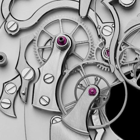 Dünyanın en karışık saat mekanizması - Page 1