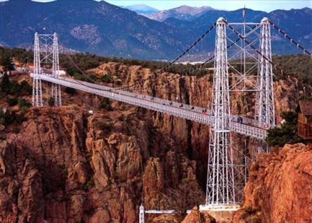 Dünyanın en korkunç köprüleri! - Page 1
